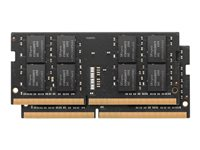 Apple - DDR4 - 32 GB: 2 x 16 GB - SO DIMM 260-pin - 2400 MHz / PC4-19200 - 1.2 V - ej buffrad - icke ECC MP7N2G/A